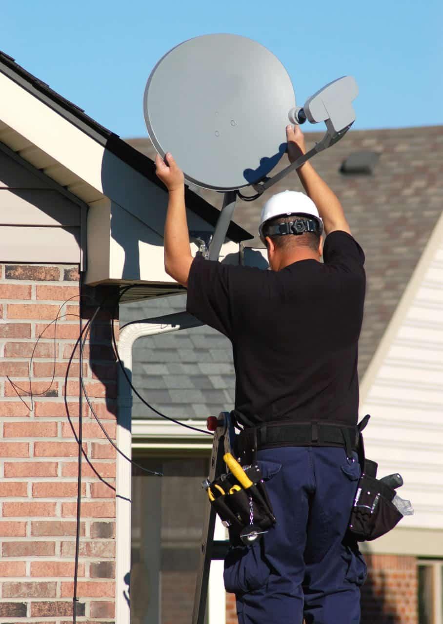 MATV installer