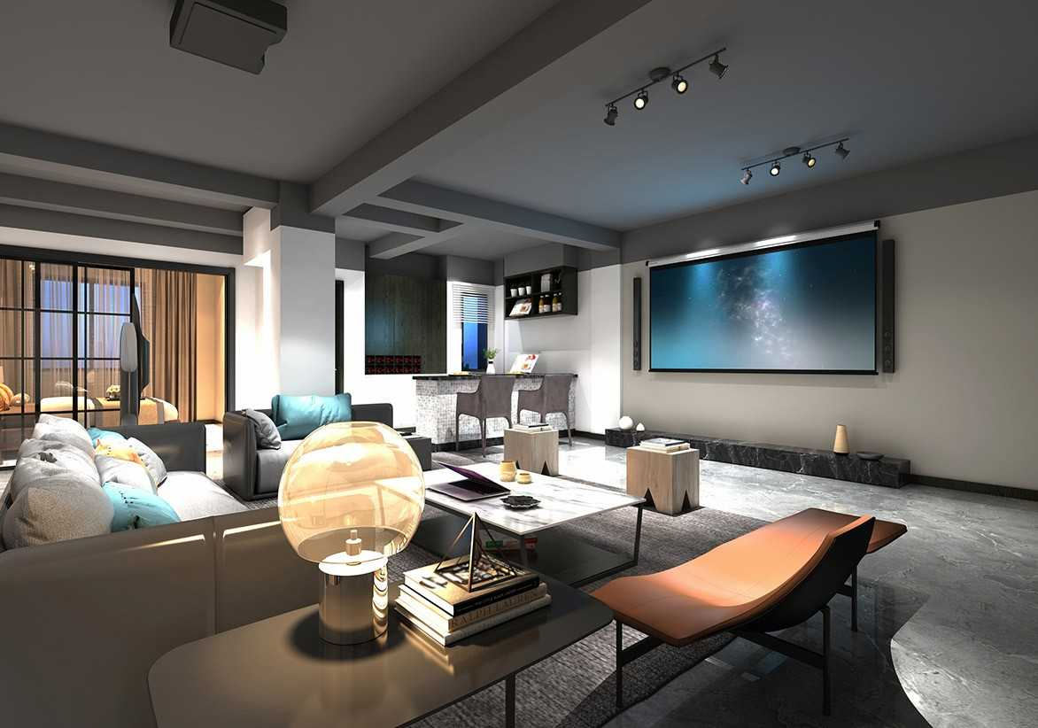 Modern home theatre system